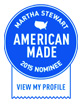 Martha Stewart American Made Nominee