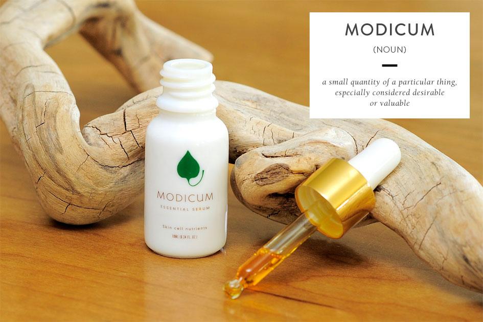 Modicum Essential Serum