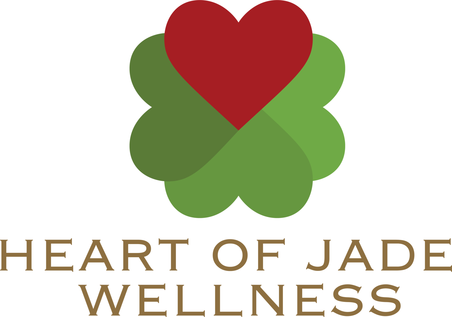 HEART OF JADE   WELLNESS    WOMEN & CHILDREN'S CENTER FOR PREVENTIVE MEDICINE