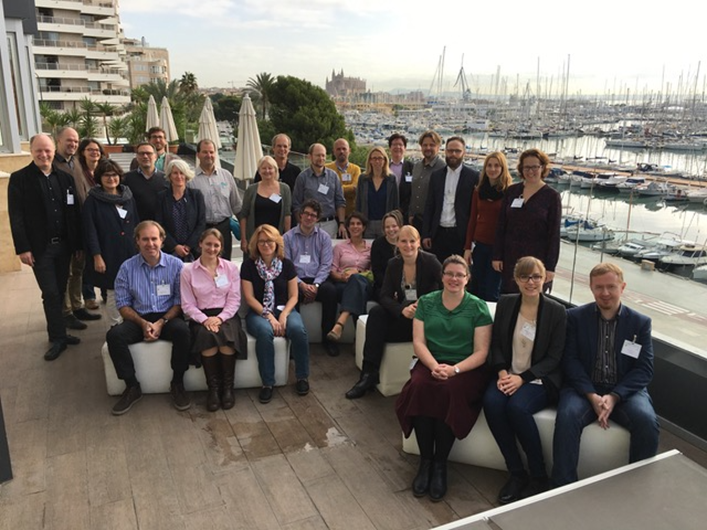 Copyright: Prospex bvba. OPERAs userboard meeting in Palma de Mallorca, Spain.