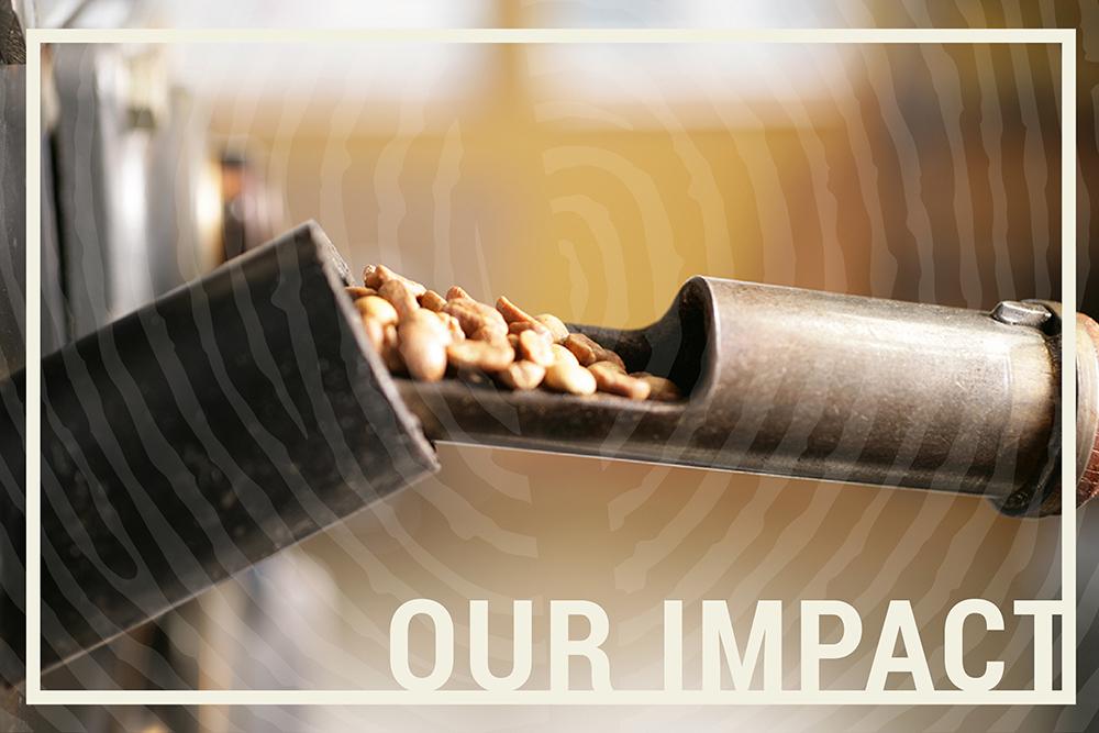 social impact conscious coffees