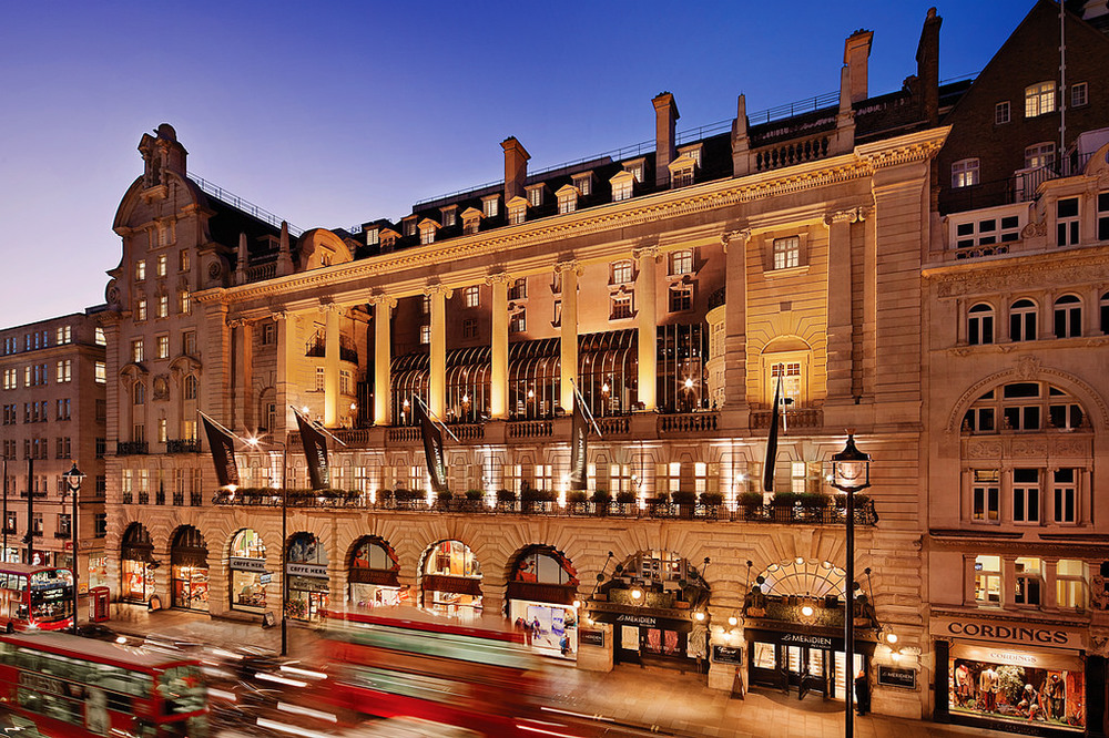Le Meridien Piccadilly, London. Green key awarded since 2012