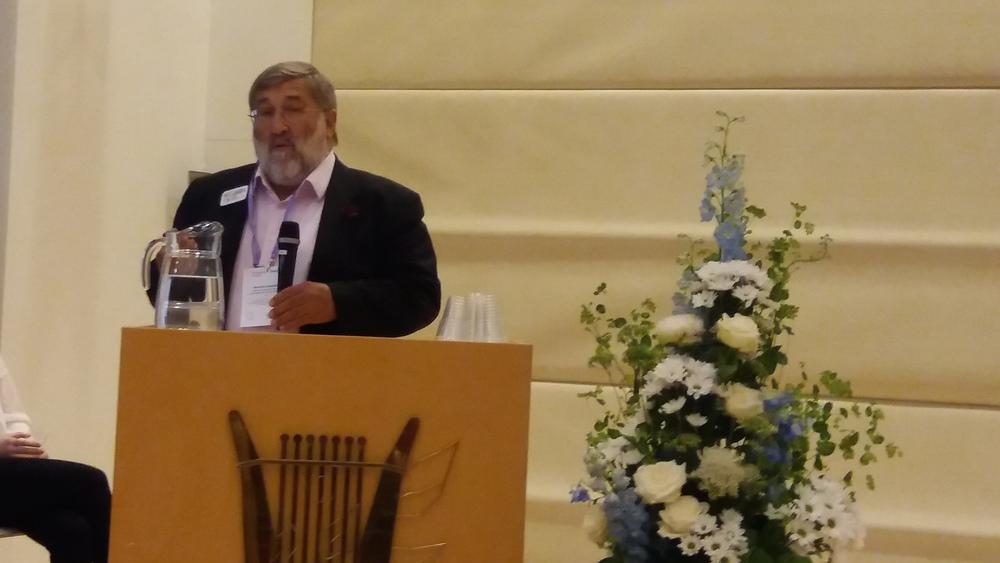 Professor Harold Goodwin