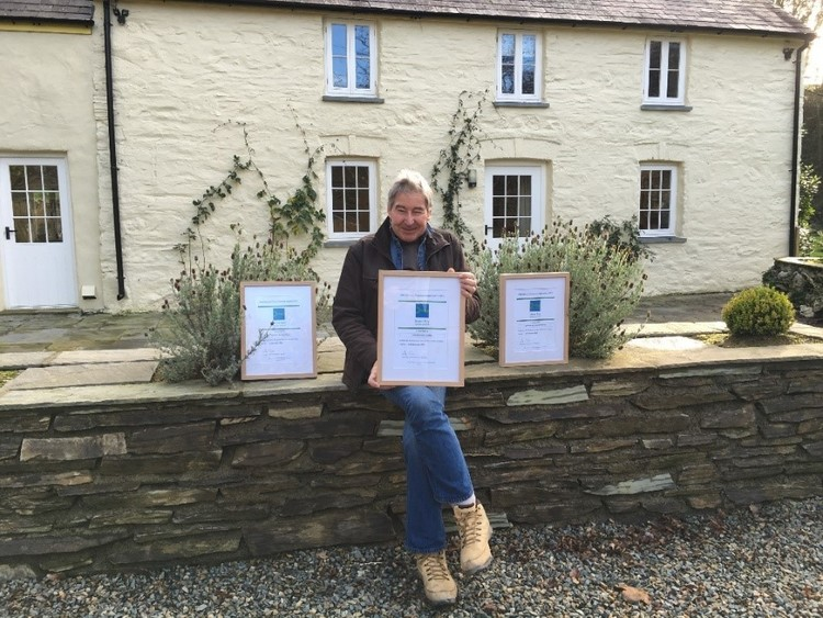 Welsh holiday provider achieves Green Key accreditation across all properties.