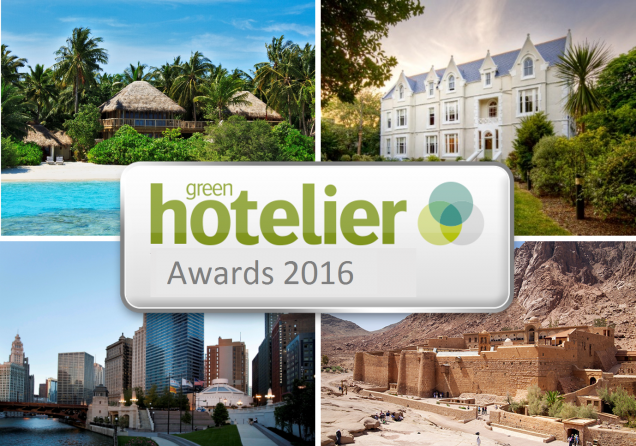 Green Hotelier Awards 2016