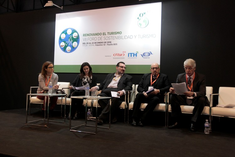 Green Key present at the international tourism fair, FITUR