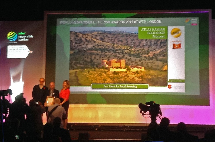 Green Key establishment Atlas Kasbah Ecolodge in Morocco wins international tourism award