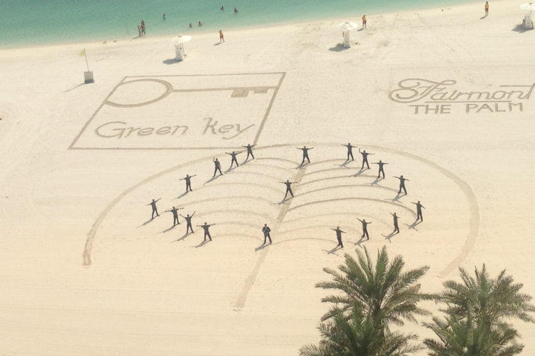 First Green Key hotel on The Palm in Dubai