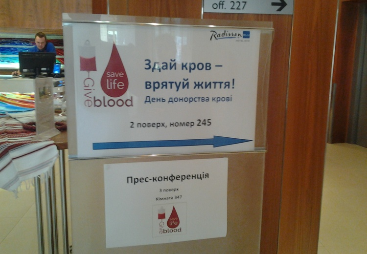 Radisson Blu hotels in Kyiv dedicate Responsible Business Month to helping soldiers