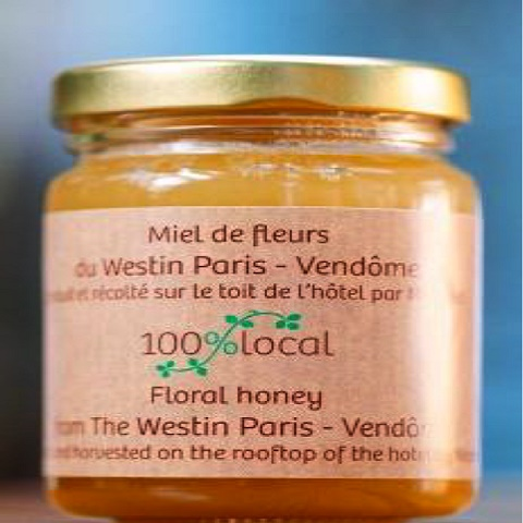 The Westin Paris-Vendôme saves bees