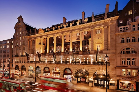 Le Méridien Piccadilly in London shows the UK how it's done