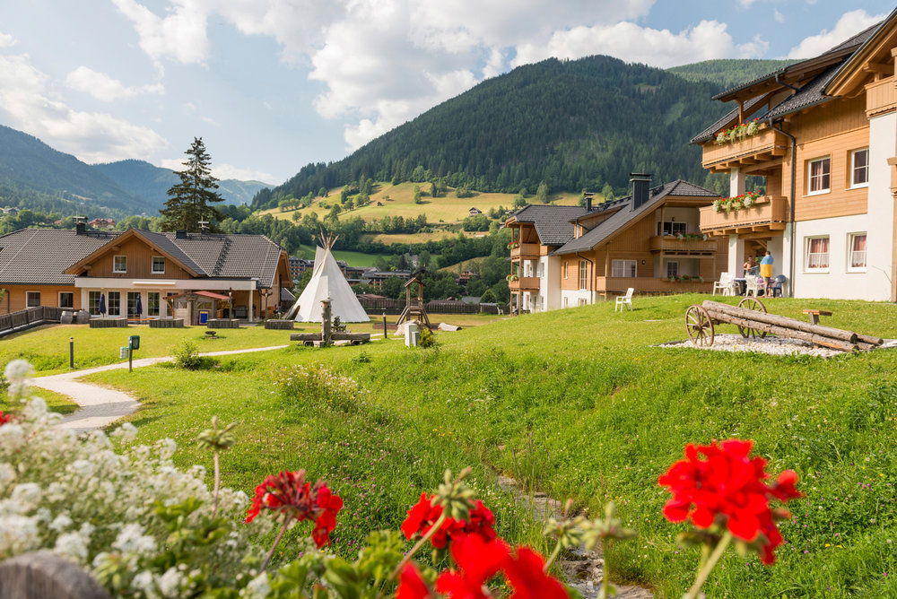 Ecocertified hotel in Austria.