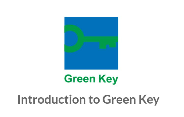 First Green Key video now available