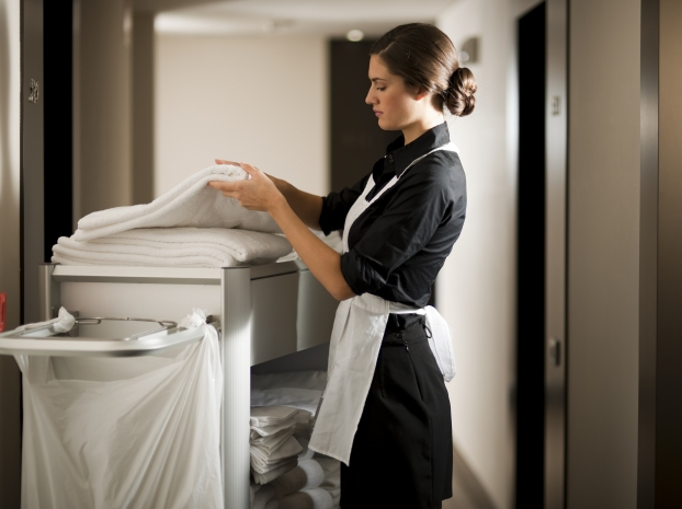green key talking point why is it important for housekeeping to