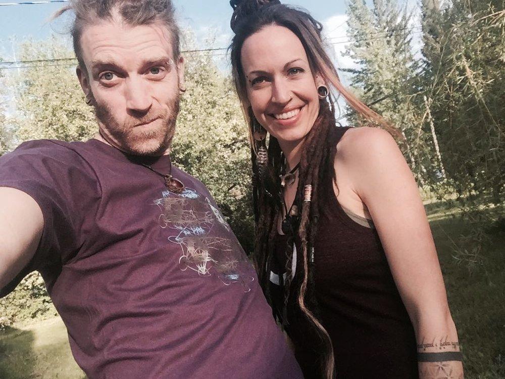 We are the Duo behind Wanderlust & Faeriedust, Erin & Annina