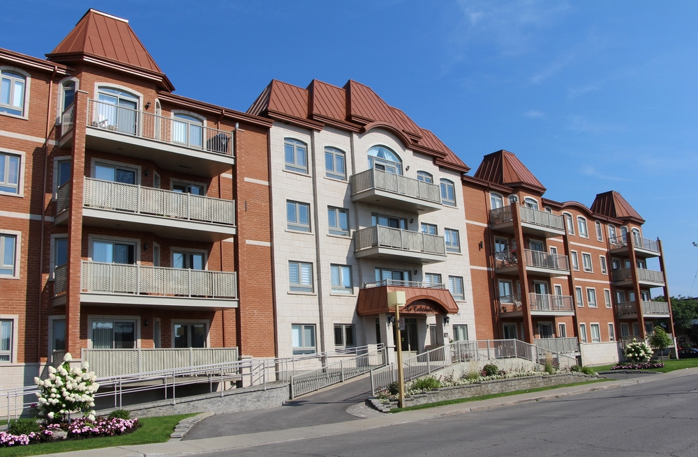 le cathedrale - condos rdp - group magri