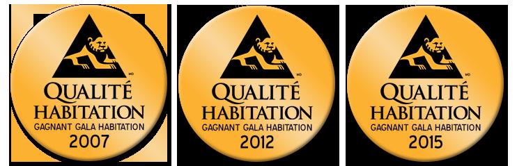 guide habitation - qualite habitation - gagnant qualite habitation montreal - condos