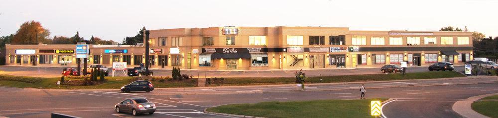 Centre d'achat Magri Concorde - Centre commercial Laval