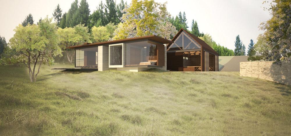 Nicasio Barn + Residence