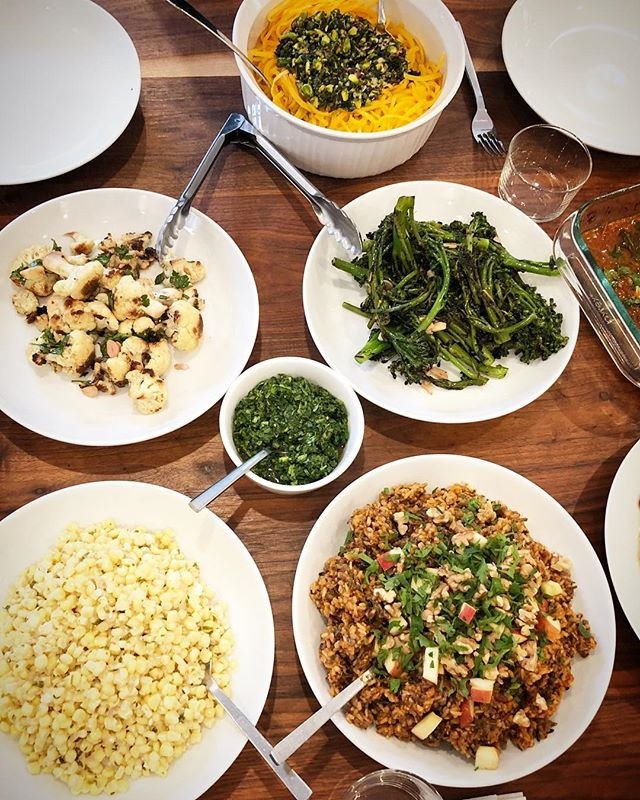 some of our favorites from @eatasquoted #cookbookclub celebrating Gjelina! #july