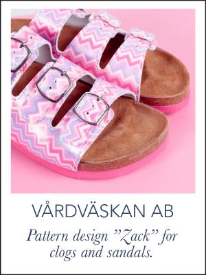 Vårdväskan sandal ZACK