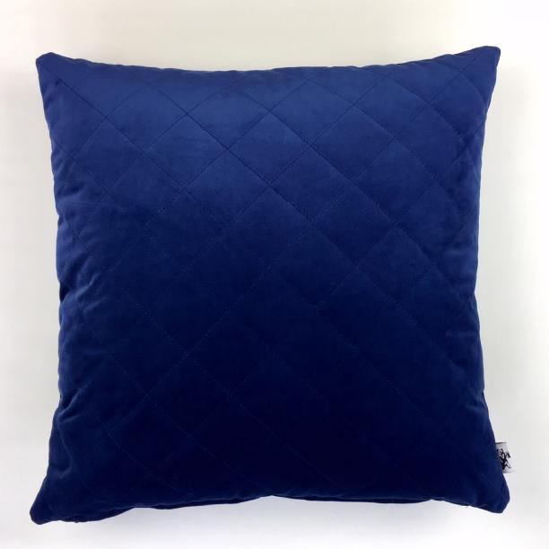 Blue Velvet pillow case -
