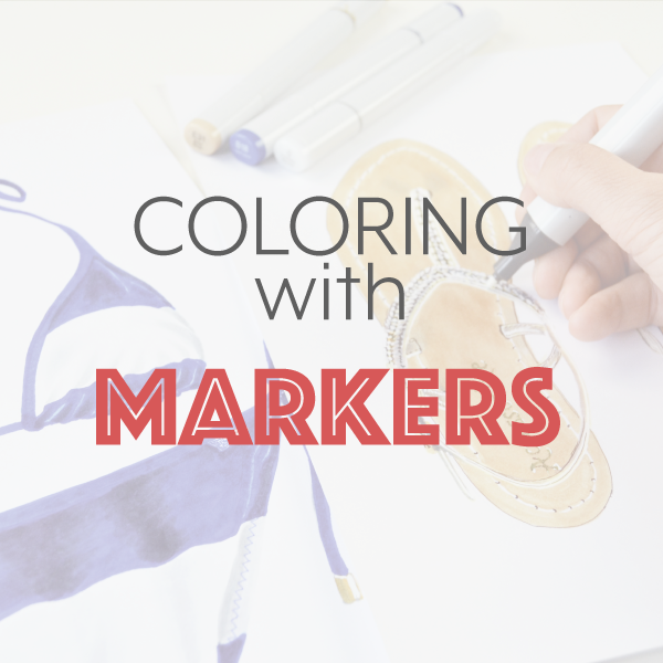 A series of courses - for people who wants to learn how to use professional markers