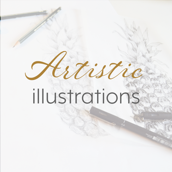A course - for your who wants to learn how to draw from objects and images
