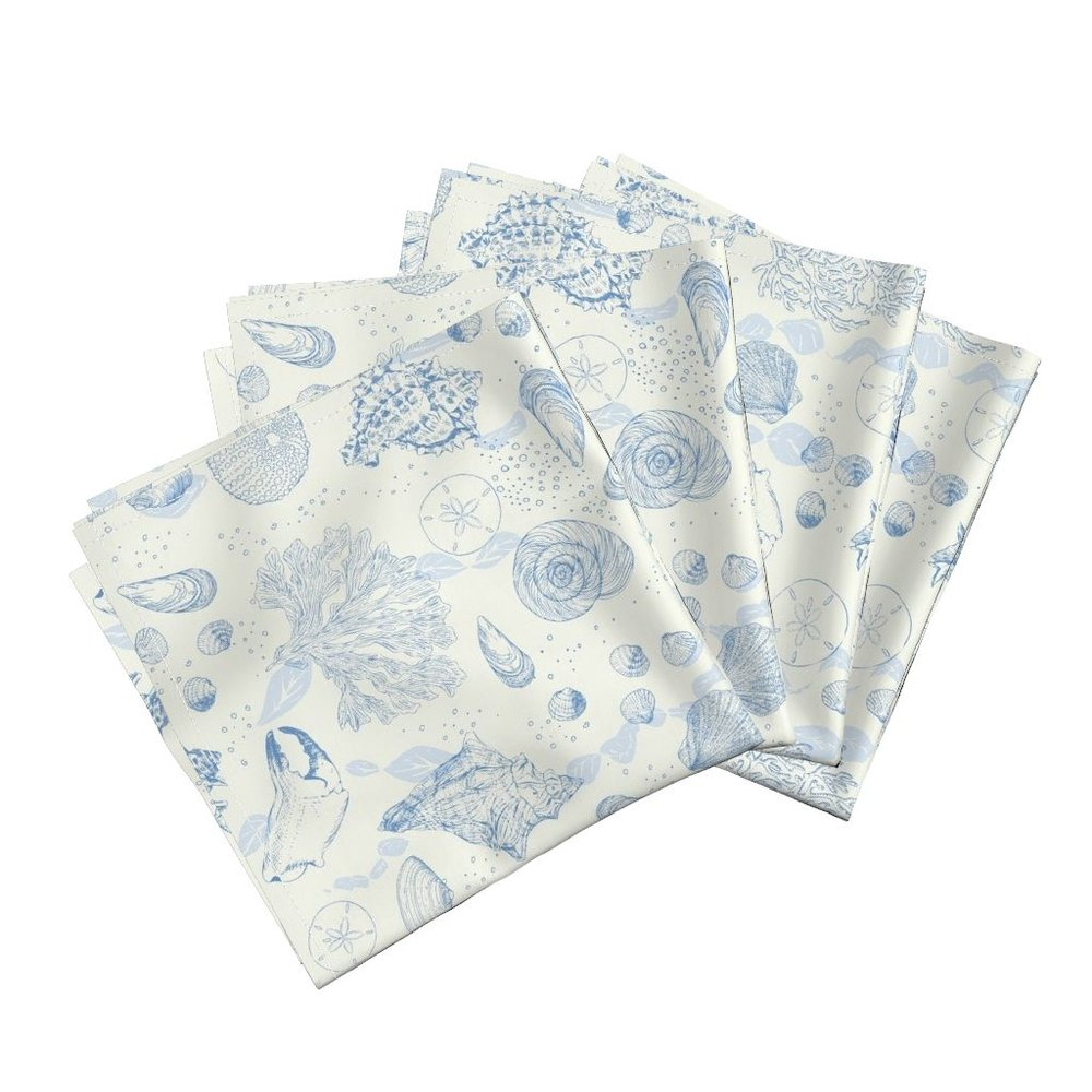 ocena Sea Toiledinner napkins - To the Roostery shop >>
