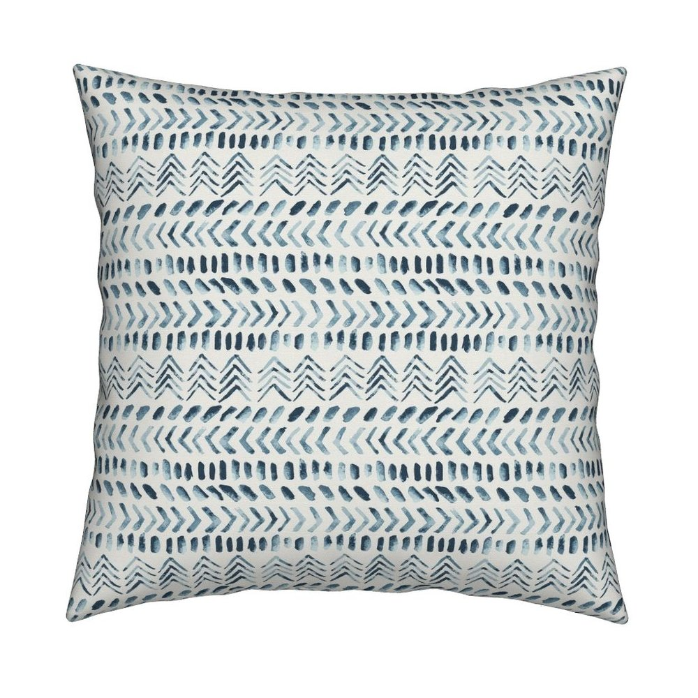 NEW! Ethnic pillow - Order on Roostery >>