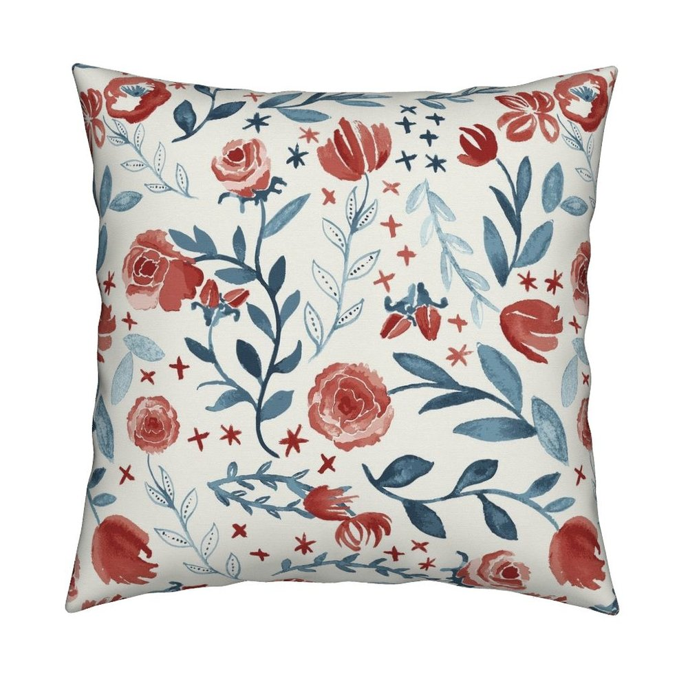 NEW!Simply lavish pillow - To the Roostery shop >>