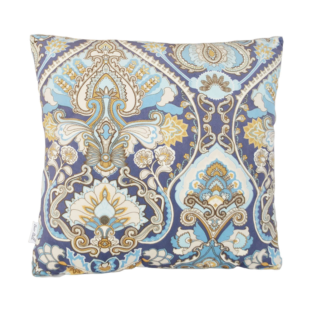 adrian paisley velvet pillow - To the Tictail shop >>