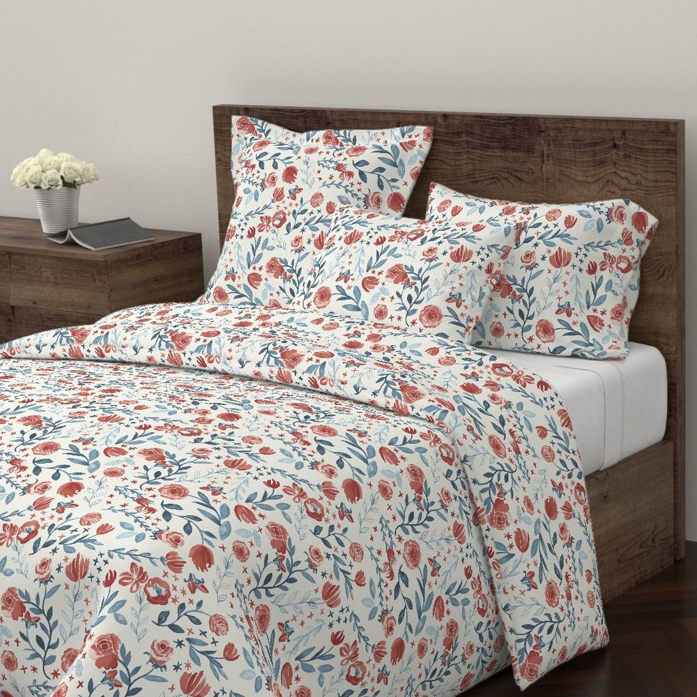 simply lavish duvet cover - To the Roostery shop >>