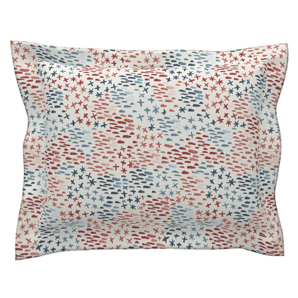 shimmer pillow sham - To the Roostery shop >>