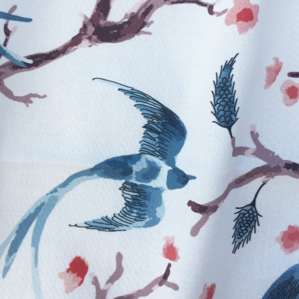 Wings & tails - Order on Spoonflower >>