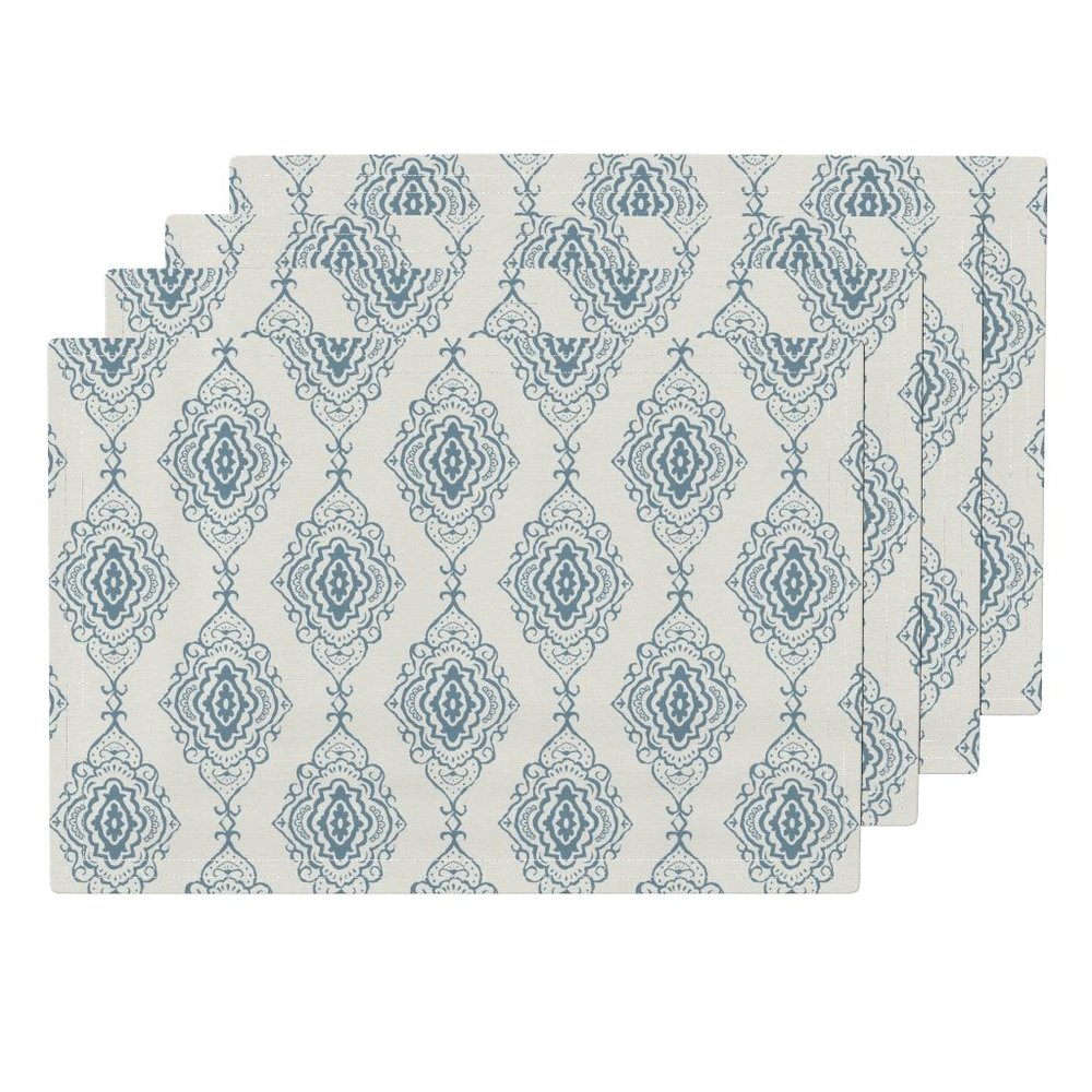 evening souvenir placemats - To the Roostery shop >>