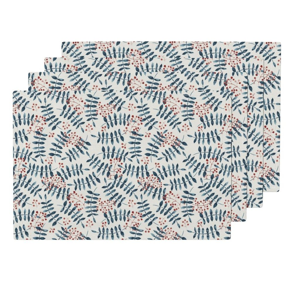 promenade beach houseplacemats - To the Roostery shop >>