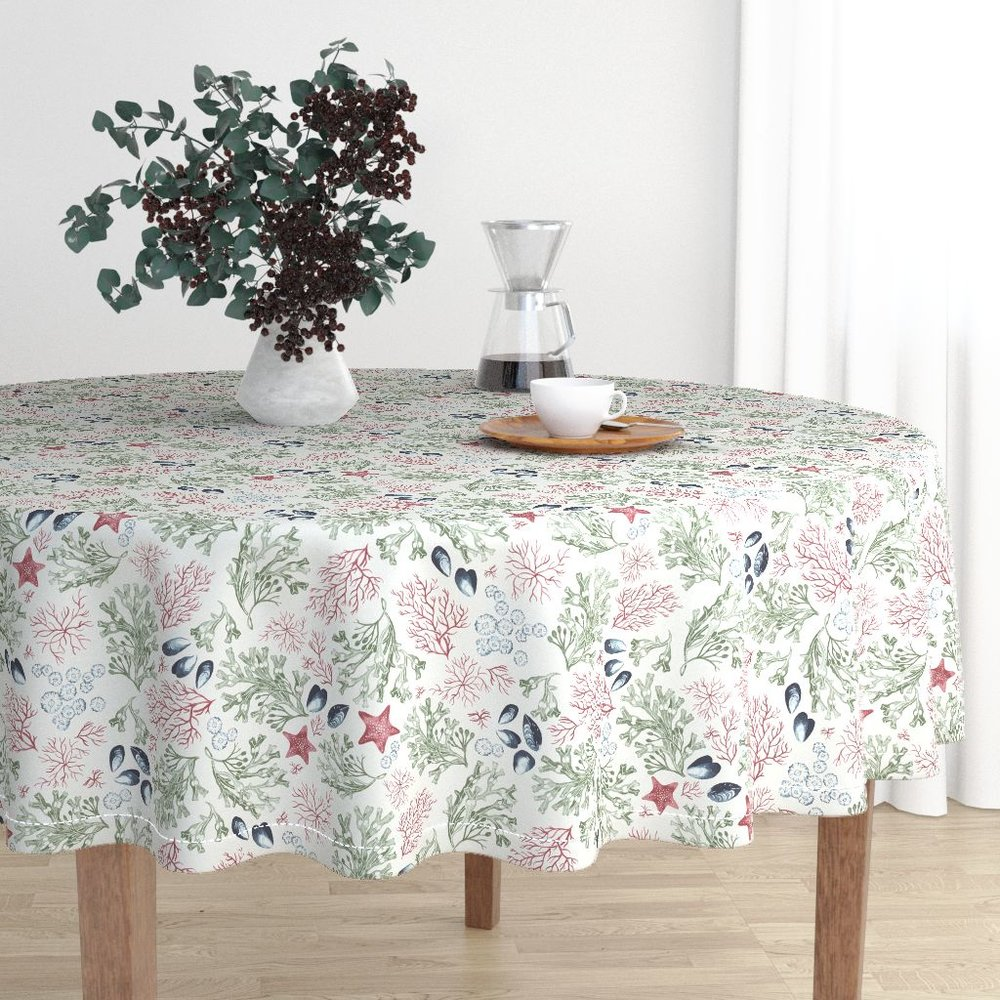 grönvik morningTable cloth - To the Roostery shop >>
