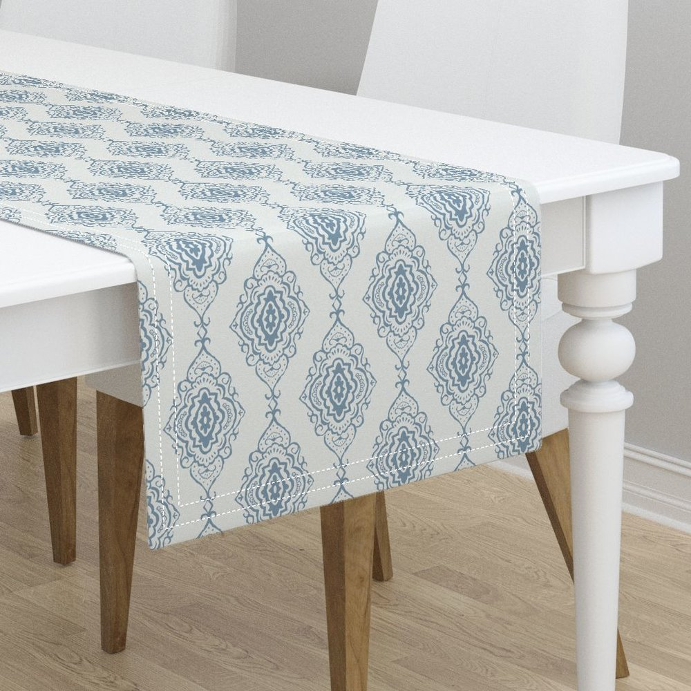 evening souvenirtable runner - To the Roostery shop >>