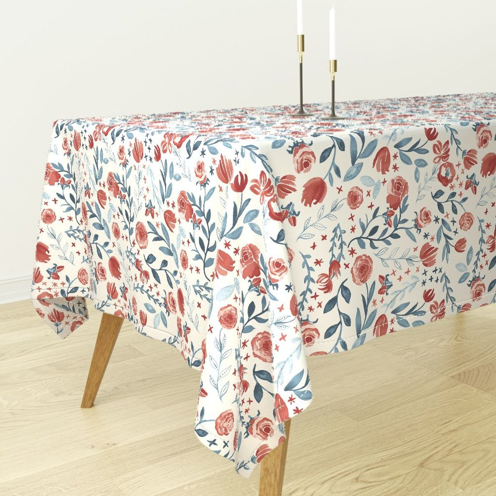 simply lavish beach housetable cloths - To the Roostery shop >>