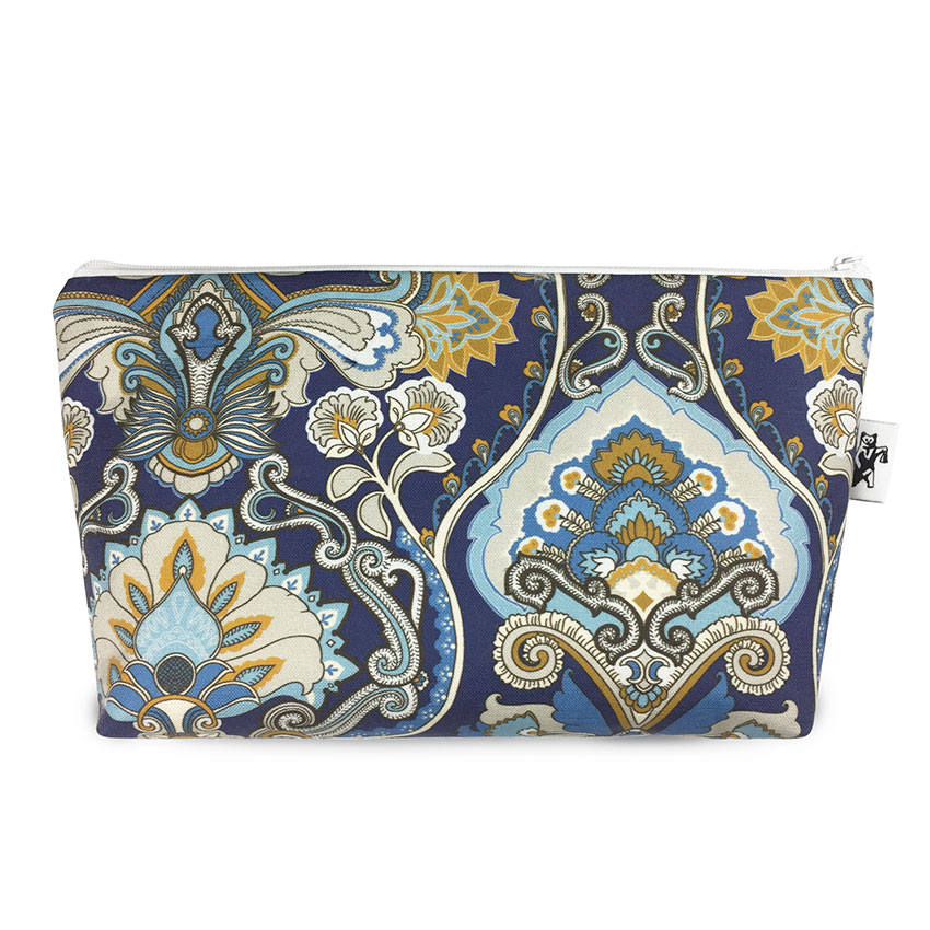 made to orderadrian paisleymakeup bag - Read more >>