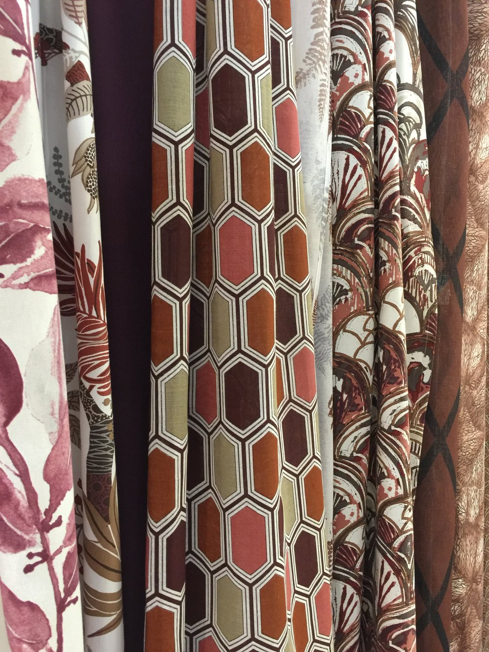 First sighting of a Gemstone curtain, in some really good company too.