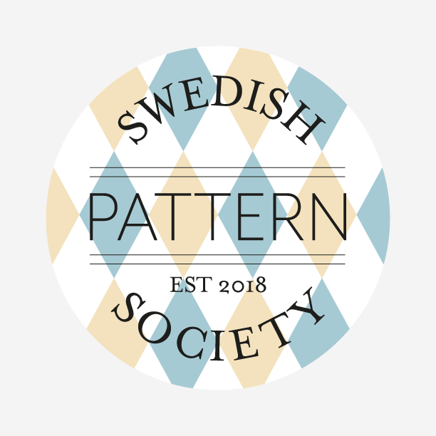 I initiated and founded Swedish Pattern Society - a network of over 140 Swedish pattern designers and a new Instagram account that had over 3000 followers in only 4 months!