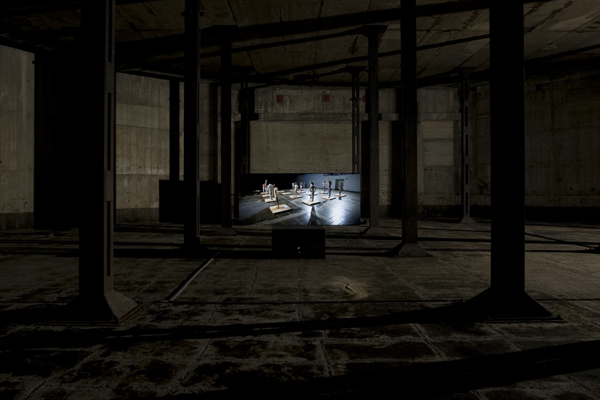 Installation View. Tate Modern. 2008.