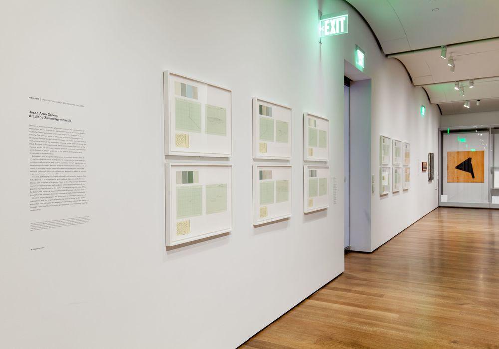 Installation View. Harvard Art Museums. 2015.