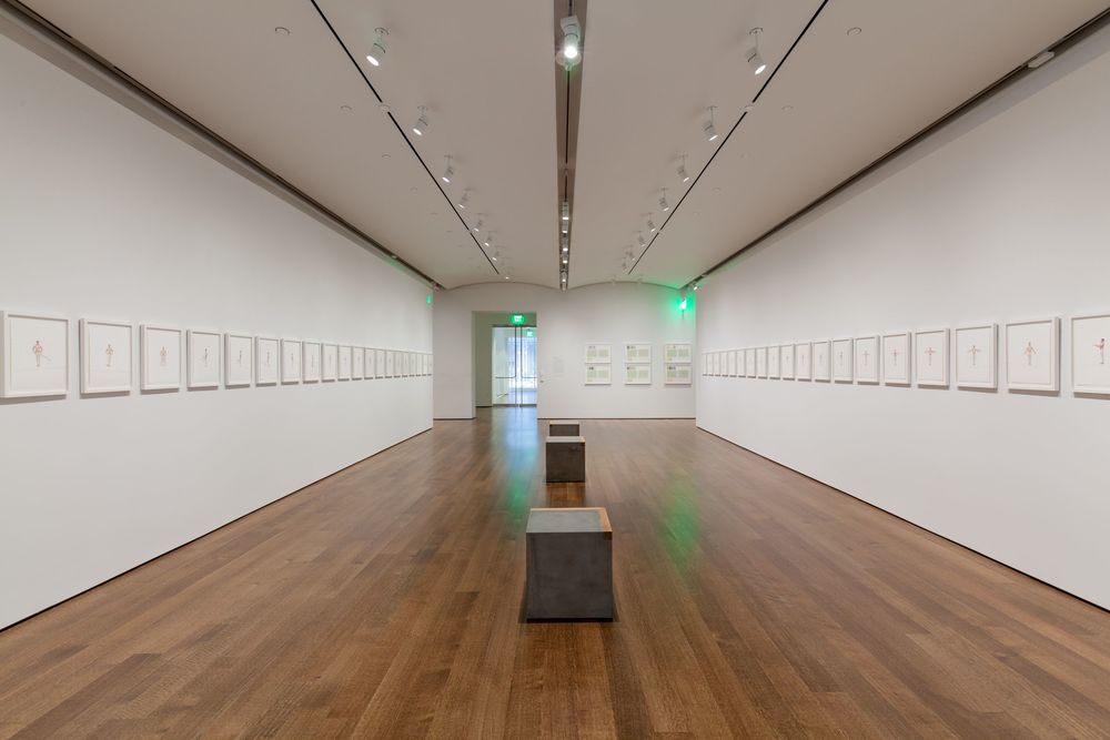 Installation View. Harvard Art Museums. 2015.