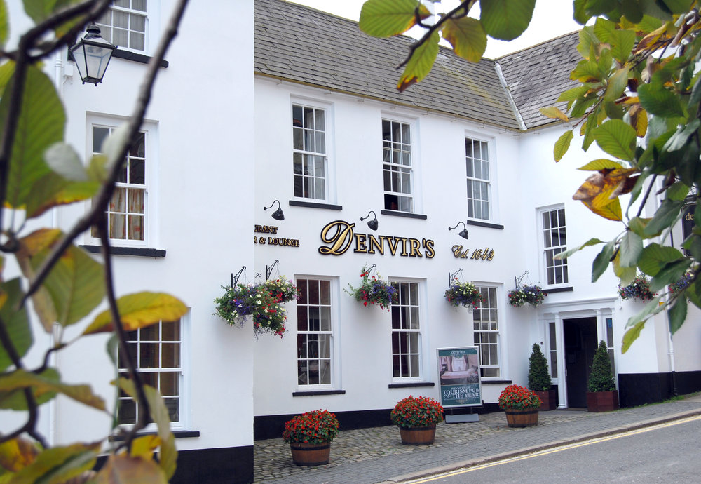 Denvir's HotelDownpatrick - Currently do not have any positions available