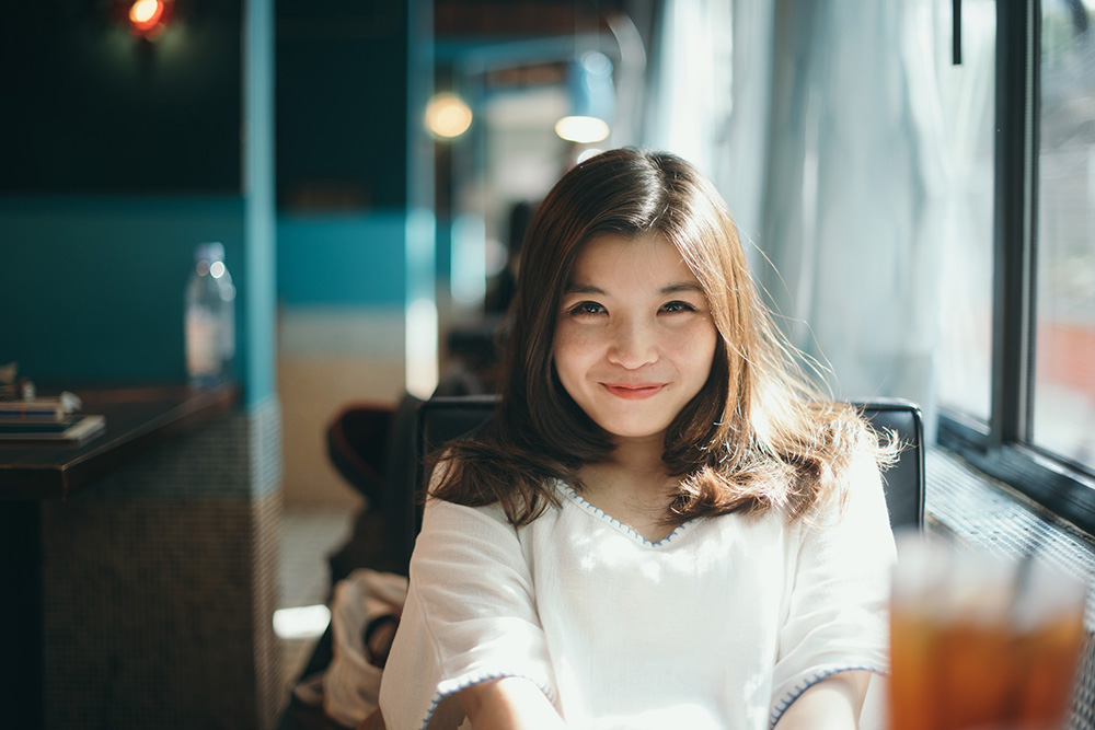 Nikki from Taiwan
