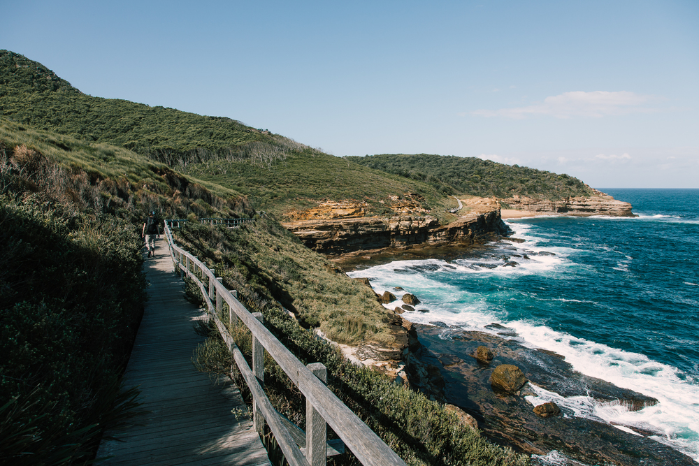 BOUDDI NATIONAL PARK - NSW