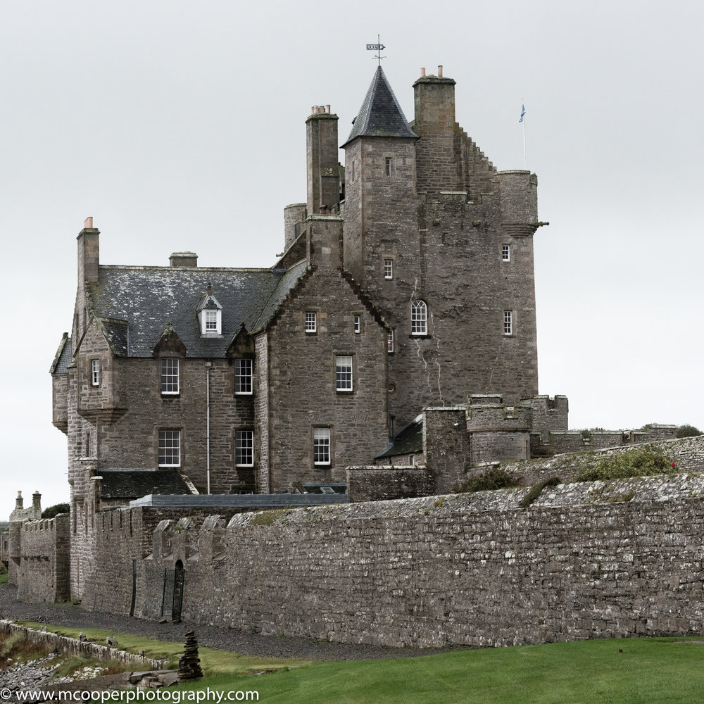 Ackergill Tower Castle Hotel